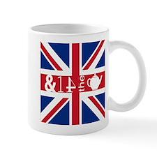 British Flag A14TP Mug