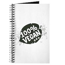100 Percent Vegan Journal