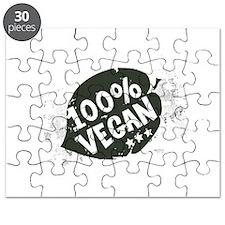 100 Percent Vegan Puzzle