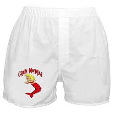 Cajun Mermaid Boxer Shorts