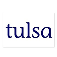 Tulsa Postcards (Package of 8)