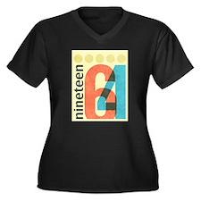 Nineteen 64 Plus Size T-Shirt