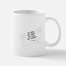 No meat Vegan Mug