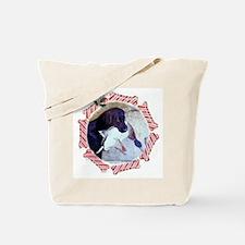 Suzie's Mallard Xmas Tote Bag