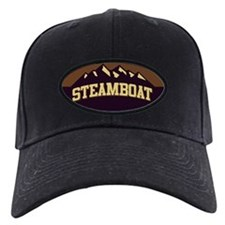 Steamboat Sepia Baseball Hat