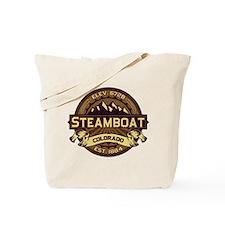 Steamboat Sepia Tote Bag