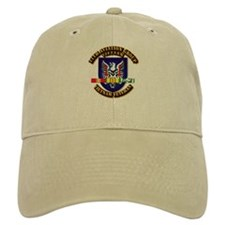 Army - 11th Aviation Gp w Vietnam SVC Ribbons Baseball Cap