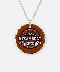 Steamboat Vibrant Necklace