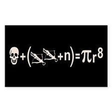 Pirate Formula Decal