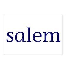 Salem Postcards (Package of 8)