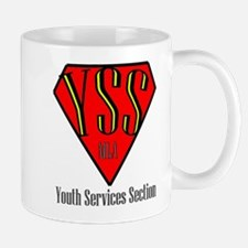 MLA Youth Services Section Mug