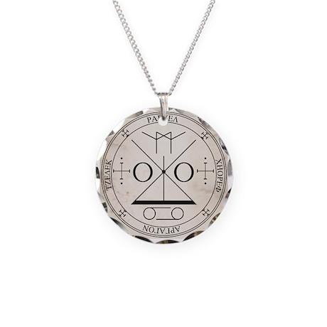 Seal of Archangel Raguel Necklace