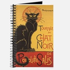Le Chat Noir, Vintage Poster, Steinlen Journal