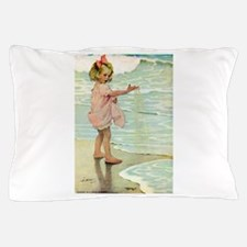 By The Ocean Pillow Case