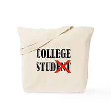 College Stud Tote Bag
