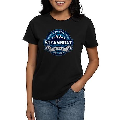 Steamboat Ice Women's Dark T-Shirt