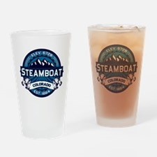 Steamboat Ice Drinking Glass
