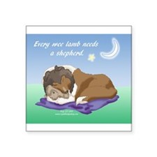 Wee Shepherd Sticker