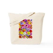 Eileen's Multifloral Tote Bag