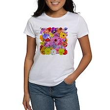 Eileen's Multifloral T-Shirt
