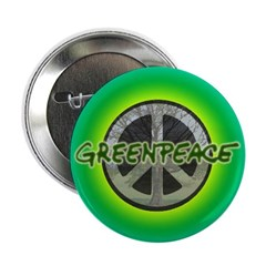 10 pack of our Tree Peace Button