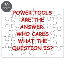 power tools Puzzle