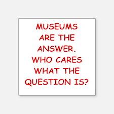 museums Sticker
