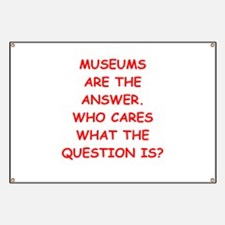 museums Banner