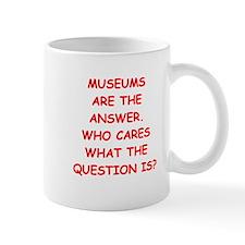 museums Mug