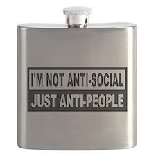 Anti-Social Anti-People Flask