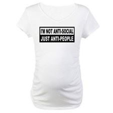 Anti-Social Anti-People Shirt