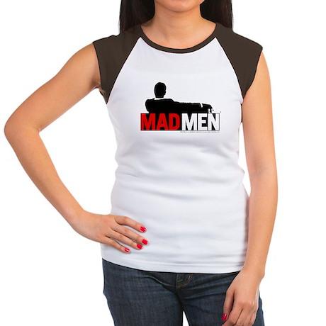 Mad Men Truth Lies Cap Sleeve T-Shirt