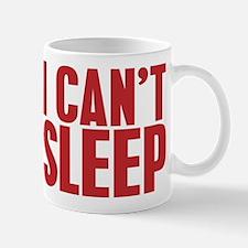 I can't sleep! Mug