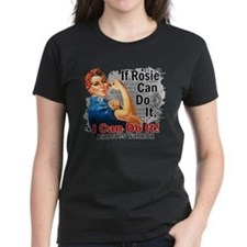 If Rosie Can Do It Diabetes Tee
