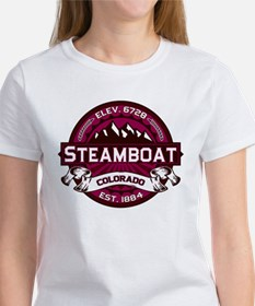 Steamboat Raspberry Women's T-Shirt