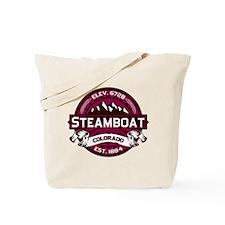 Steamboat Raspberry Tote Bag