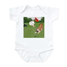 Chow Golfing Infant Bodysuit