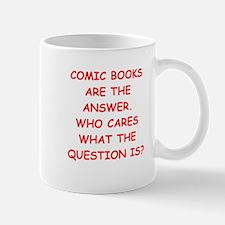 comic books Mug