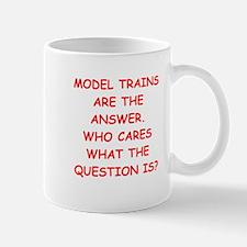 model trains Mug