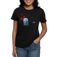 I Heart Porta-Potty T-Shirt