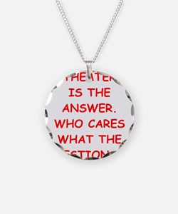 theater Necklace