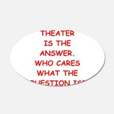 theater Wall Decal