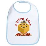 Captain Cube Bib