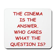 cinema Mousepad
