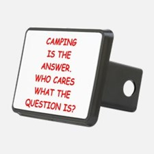 camping Hitch Cover