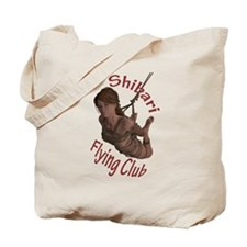 Shibari Flying Club Tote Bag
