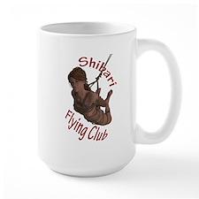 Shibari Flying Club Mug