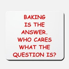 baking Mousepad