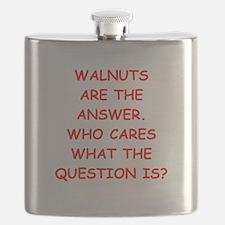 walnuts Flask