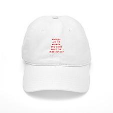 waffle Baseball Baseball Cap